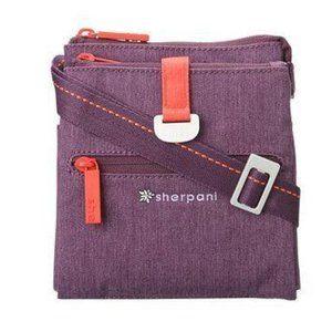 Sherpani Lima Women's Purple Crossbody Bag